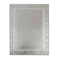 - Plaket Çerçevesi 15x20 Gümüş FS03