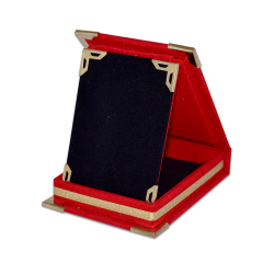 - Plaket Kutusu Mini Kırmızı