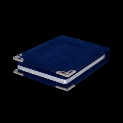 - Plaket Kutusu Mini Lacivert (1)