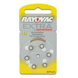 - Rayovac 10 AU 6XE Z A Extra Ultra Kulaklık Pili