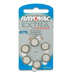Rayovac - Rayovac 675AU 6XE Z A Extra Ultra Kulaklık Pili
