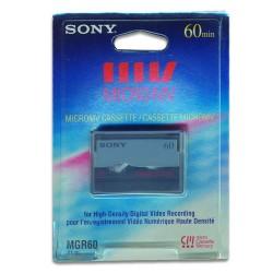 SONY - Sony Micro DVM MGR 60 lık Kaset