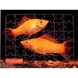 - Sublimasyon A4 Puzzle Yap Boz 42 Parça