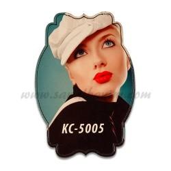 - Sublimasyon Ahşap Magnet Eko KC-5005
