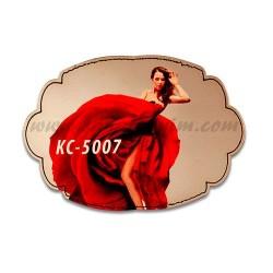 - Sublimasyon Ahşap Magnet Eko KC-5007