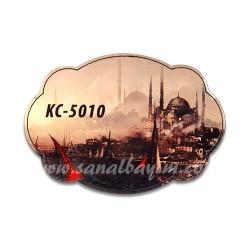 - Sublimasyon Ahşap Magnet Eko KC-5010