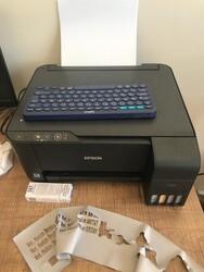 Epson - Süblimasyon Epson L3110 İnkjet Yazıcı