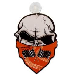 - Sublimasyon Fleks Araç Arkası Mask Kurukafa ARK109 (1)