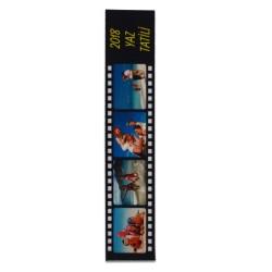 - Sublimasyon Fleks Kitap Ayracı Film Şeridi KAR108