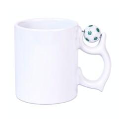 - Sublimasyon Futbol Toplu Kupa Yeşil Beyaz