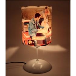 - Sublimasyon Gece Lambası LM300 Beyaz (1)