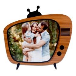 Digitronix - Sublimasyon HDF Retro TV Çerçeve HD1008