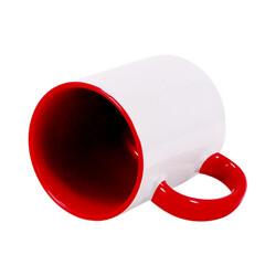 - Sublimasyon İçi Kırmızı İthal Kupa (1)