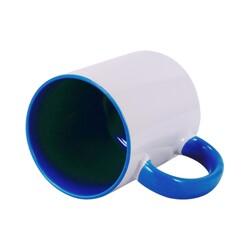 - Sublimasyon İçi Mavi İthal Kupa (1)