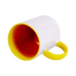- Sublimasyon İçi Sarı İthal Kupa (1)