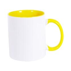 - Sublimasyon İçi Sarı İthal Kupa