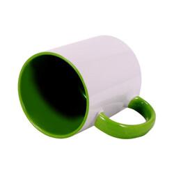 - Sublimasyon İçi Yeşil İthal Kupa (1)