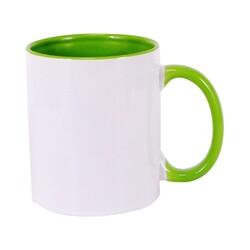 - Sublimasyon İçi Yeşil İthal Kupa