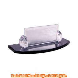 Digitronix - Sublimasyon Kristal Masa İsimliği KC-2002