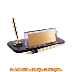 Digitronix - Sublimasyon Kristal Masa İsimliği KC504A
