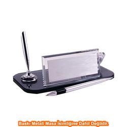 Digitronix - Sublimasyon Kristal Masa İsimliği KC504G