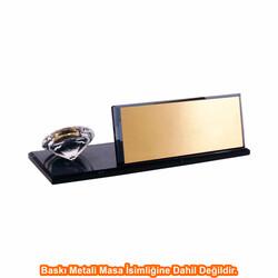 Digitronix - Sublimasyon Kristal Masa İsimliği KC505A