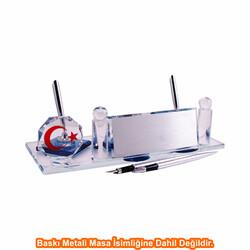 Digitronix - Sublimasyon Kristal Masa İsimliği KC515G TB