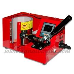 - Sublimasyon Kupa Bardak Transfer Baskı Presi MP-2105