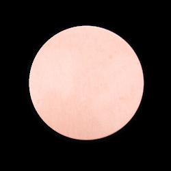 - Sublimasyon Madalya Göbeği 5,5 cm Bronz