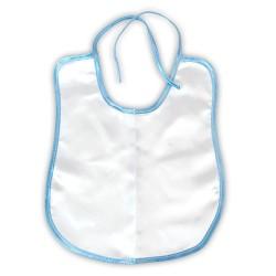 - Sublimasyon Mavi Bebek Önlüğü
