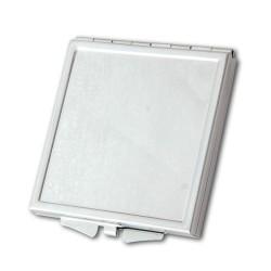 - Sublimasyon Metal Ayna Kare 001