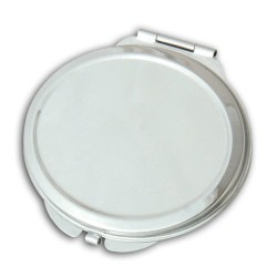 - Sublimasyon Metal Ayna Oval 012
