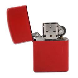 - Sublimasyon Metal Çakmak Kırmızı (1)