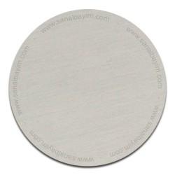 - Sublimasyon Metal Levha Gümüş Fırçalı Eko 30x60
