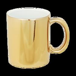 - Sublimasyon Metalik Altın Yaldız Kupa