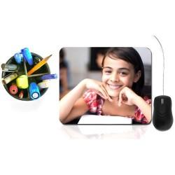- Sublimasyon Mousepad Kalın 23cm19xcm 5mm