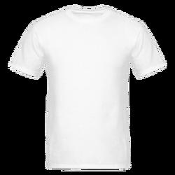 Eurotee - Sublimasyon Pamuk Polyester Tişört XL Beden