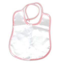 - Sublimasyon Pembe Bebek Önlüğü