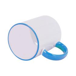 - Sublimasyon Sapı Açık Mavi Renkli İthal Kupa (1)