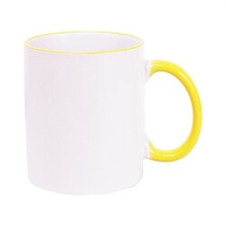 - Sublimasyon Sapı Sarı Renkli İthal Kupa