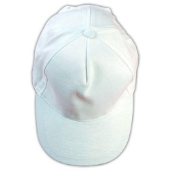 - Sublimasyon Şapka Beyaz