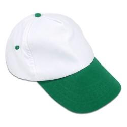 Eurotee - Sublimasyon Şapka Önü Yeşil