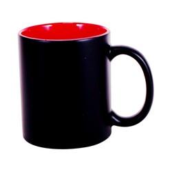 - Sublimasyon Sihirli İçi Kırmızı Kupa