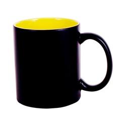 - Sublimasyon Sihirli İçi Sarı Kupa