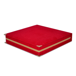 - Tabak Kutusu Kırmızı 20cm (1)