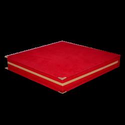 - Tabak Kutusu Kırmızı 25cm (1)