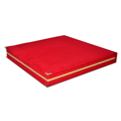 - Tabak Kutusu Kırmızı 30cm (1)