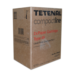 Tetenal - Tetenal 103014 Compactline Type Cp-49