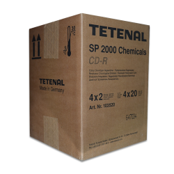 Tetenal - Tetenal 103520 Rapid Developer 20sn.108ml Banyo