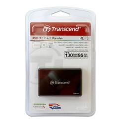 Transcend - Transcend USB 3.0 Çoklu Kart Okuyucu